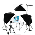 60*130cm Photography Studio Photo Shooting Table Kit