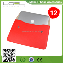 High quality laptop accessaries for macbook pro business style leather case bag 11-AV679(2)