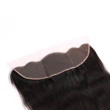 Free style silk straight natural color 10-22inch swiss lace13x4 raw indian hair lace frontal