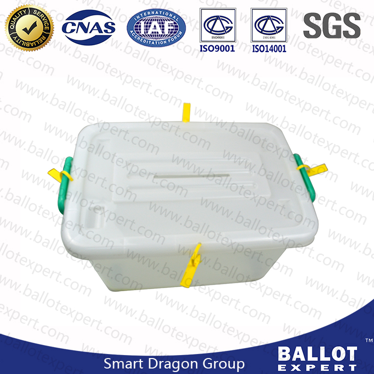 Ballot expert firm thin rectangular clear plastic boxes manufacturer