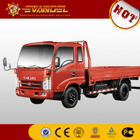 mack dump trucks High quality T-king dump truck with crane on sale