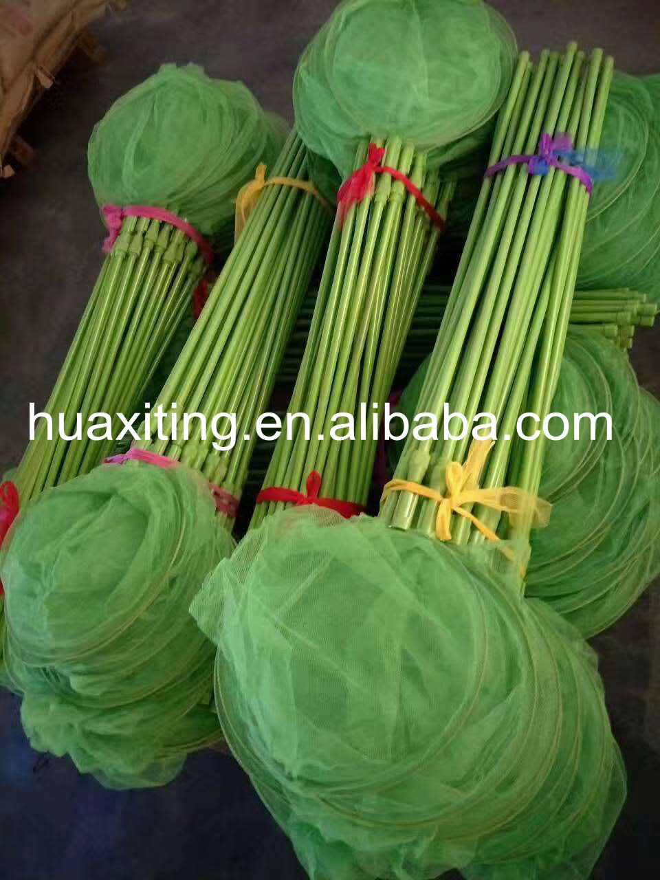Wholesale different sizes of fishing net