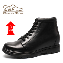 2017 CF high quality men army military high ankle Martin boots safety shoes