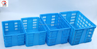 HDPE stackable basket plastic wholesale