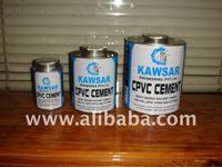 CPVC Solvent Cement for Jointing CPVC Pipes