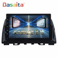 "DASAITA Android 8.0 10.2"" touch screen car radio GPS navigation system player for mazda 6"