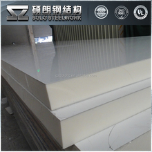 Good Stability High Density Polyurethane Foam Sandwich Panel/Boards