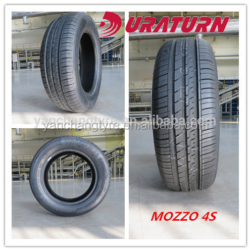 China famous brand Duraturn all season passager car tyre 13 -20inch hot sale for UK market