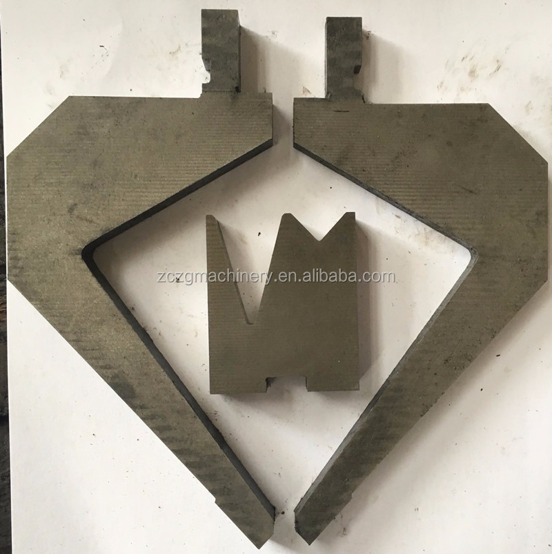 Good Hardness bending machine Blade goose neck bending tools for press brake