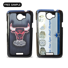free sample phone case for HTC One X cellphone case Plain Custom Logo Durable Slim mobile phone case with L/C
