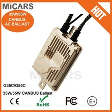 New Arrival Upgrade Powerful Error Free AC 55W CANBUS ballast
