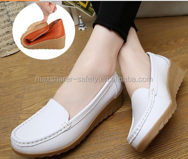 new design work shoes,daily shoes,ladies shoes casual shoes footwear