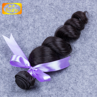 Top Quality grade 6a Peruvian hair loose wave 100% unprocessed virgin human hair weaving wholesale aliexpress virgin hair