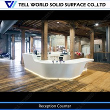 Office counter design/modern reception desk/simple style front desk