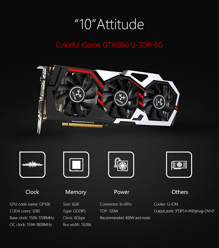 Stock Geforce GTX 1080 Ti 11GB Video Card