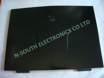 A cover for DELL alienware M11X LCD back cover 0C7C2 00C7C2 screen bezel