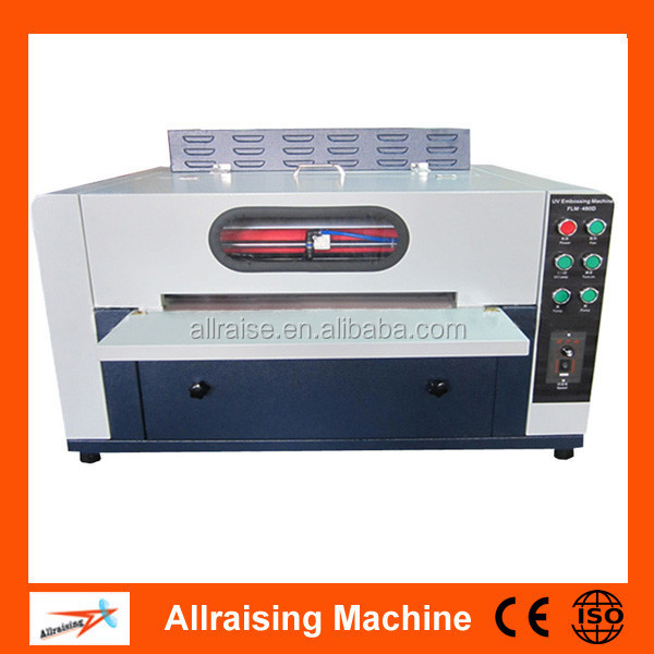 Multi Roller UV Paper Embossing Machine