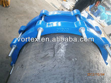 coupling for ductile iron Pipe