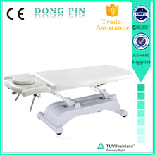 2 section cheap beauty salon facial bed