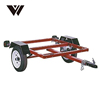 ISO9001 Timely Delivery Motorcycle Trailer