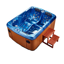 Acrylic Material and Massage Function 2 person spa hot tub outdoor spa bath