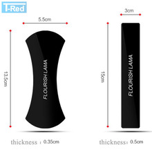 Factory in Shenzhen FLOURISH LAMA sticky Phone Holder 1 set 2 types packing Sticky Phone holder