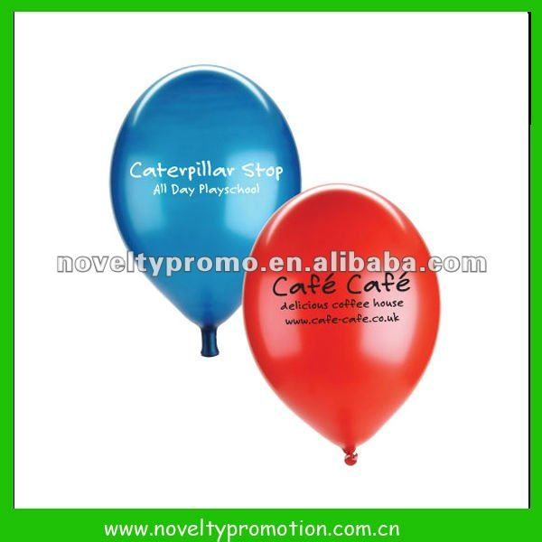 Non latex balloon