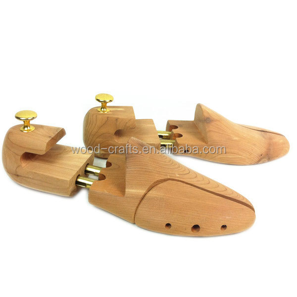Durable in use new arrival most popular wooden custom shoe trees