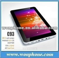 10 Inch Android 4.0OS PC Zenithink C93 Tablet PC Newest!!!!!