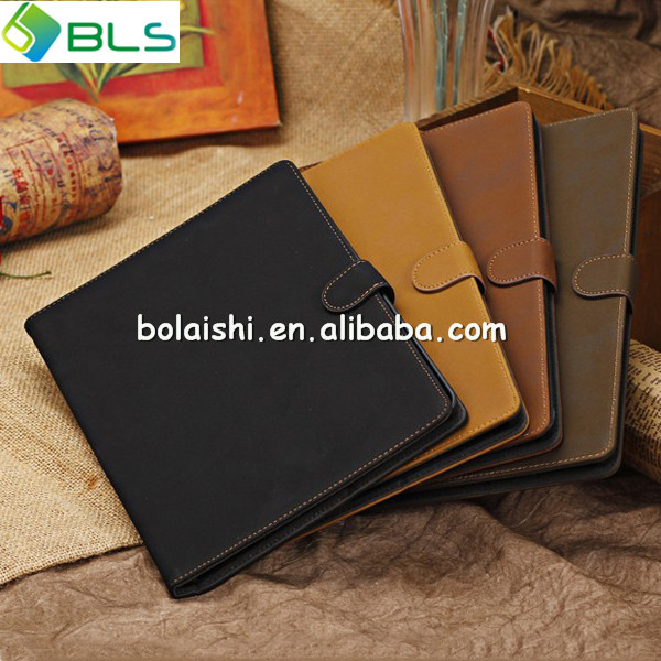 Vintage Style for ipad 5 air leather case