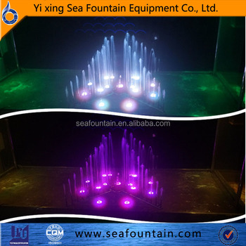 Garden Fountain Parts Portable Waterfall Fountain Control System