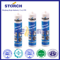 Fire-proof silicone sealant, 300ml fireproof sealing silicone sealant