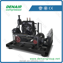 Low price 22kw 30bar high pressure piston air compressor