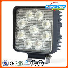 4x4 off road truck vehicle light bar 60w led auxiliary truck light
