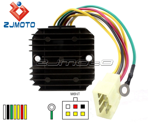 ZJMOTO motorcycle spare part,motorcycle regulator rectifier fit for Honda CB750F2 (85-96), CBR1000F (90-96)