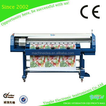 Hot Sale Inkjet Printer Machine Sublimation Printer in Guangzhou