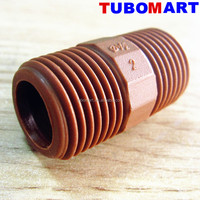 china supplier hot water pipe fitting Male Thread plastic fitting pph fitting