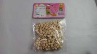 Factory supply bulk wooden beads for top grade sand casting arts and crafts