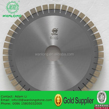 T Segment Contour Cutting Blade Concave Blade For Stone Cutting