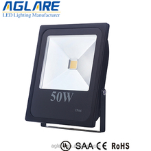 high quality high lumens Ip65 50w cob led floodlight garden floodlight