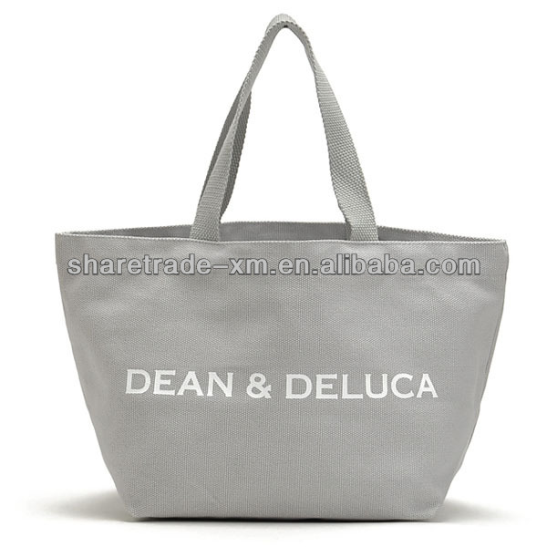 High Quality Blank Canvas Tote Bags Wholesale