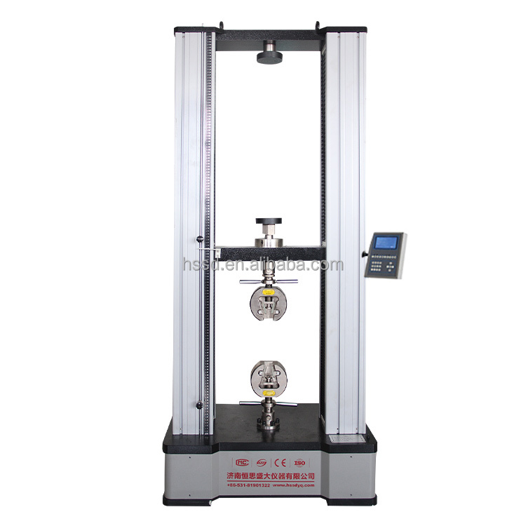 China manufacturers supply astm standards digital tensile testing equipment of plastics materials