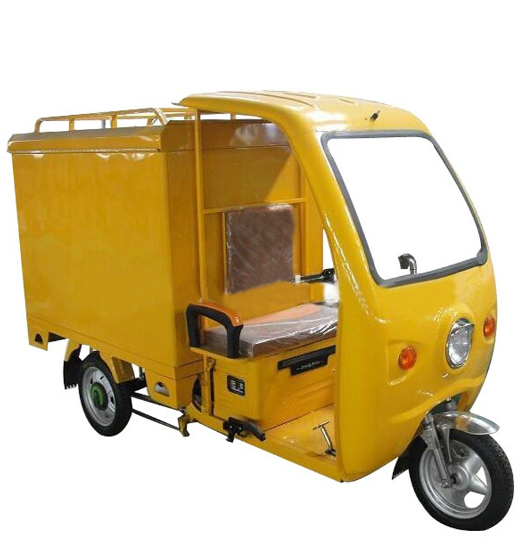 800W/1000W express tricycle with closed body