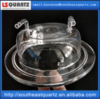High quality quartz vacuum chamber from China supplier