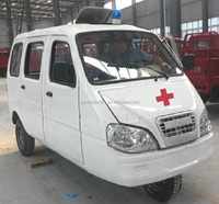 enclosed 3 wheel motorcycle, passenger 3 wheel motorcycle, 3 wheel ambulance