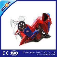 ANON Low Price Full-feeding Self-propelled China walking type 4LZ-0.6 harvester