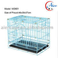 Best buy pet product wrie custom foldable cages for dogs
