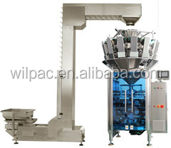 Automatic nutmeg/cinnamon/spice vertical form fill seal packing Machine