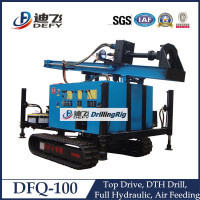 strong for rock drilling machine ! cheap pneumatic hole digging machine for borehole