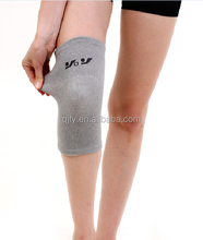 Good quality elastic knitted protecting spandex knee support
